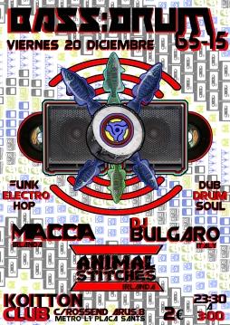 final poster bassdrum dic20 A4