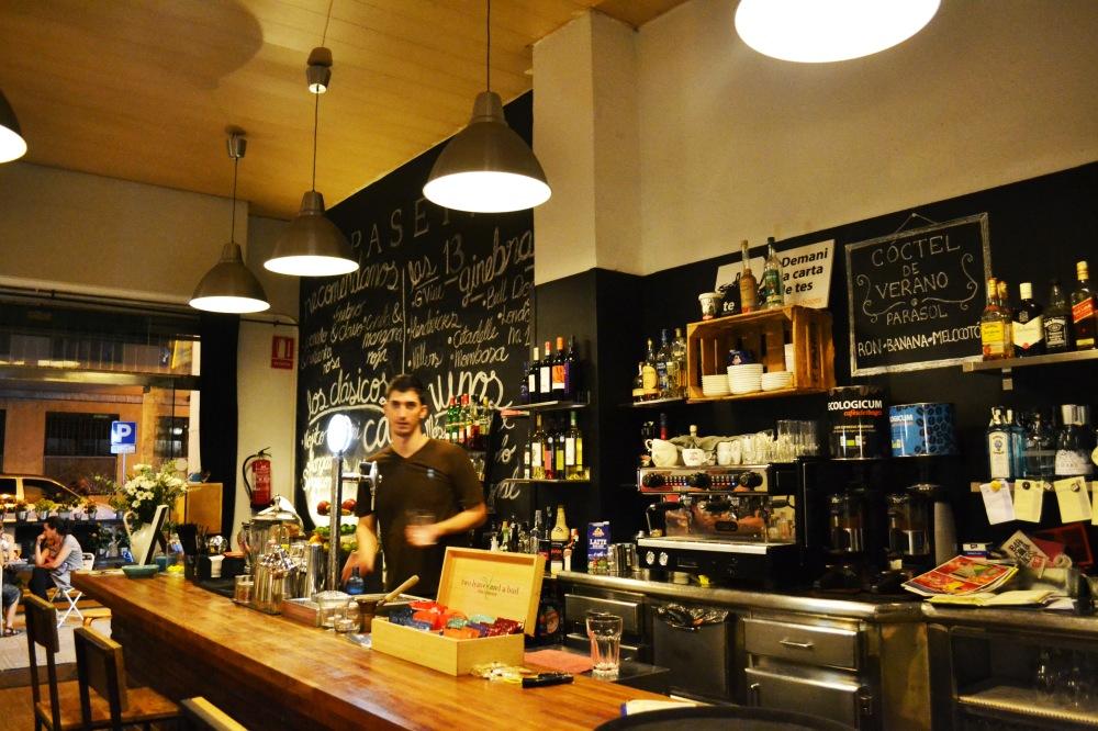 copasetic bar