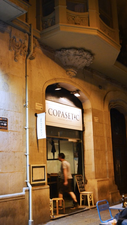 copasetic entry
