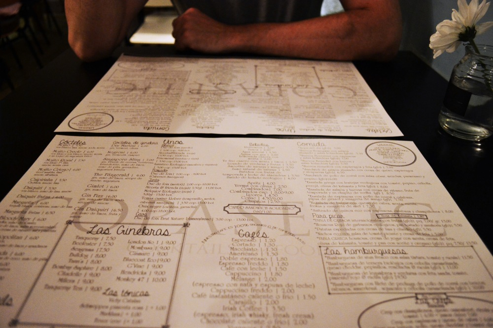 copasetic menus