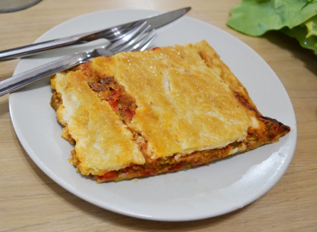 veggie empanada